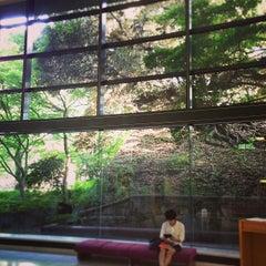 Photo taken at 愛知県図書館 by Rie O. on 6/29/2013