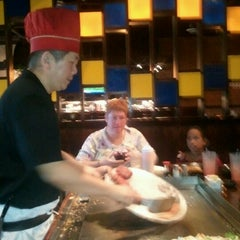 Photo taken at Mizu by Sam H. on 10/21/2012