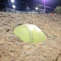Photo taken at Victory Lane Sports Park by Alexander K. on 12/8/2012