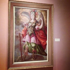 Photo taken at El Paso Museum of Art by Veronica P. on 11/7/2012
