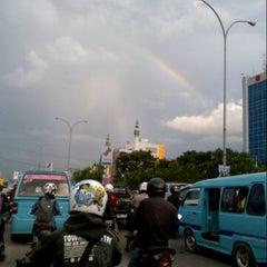 """Photo taken at Universitas """"45"""" Makassar by Rumah C. on 5/31/2013"""