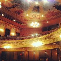 Photo taken at The Grand Opera House by Van S. on 2/24/2013