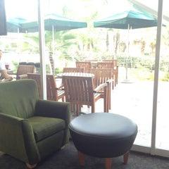 Photo taken at Starbucks by Vicky J. on 10/21/2012