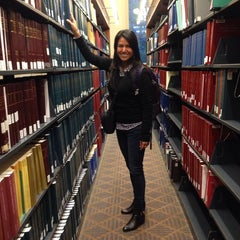 Photo taken at Harvard Law School Library by Wendy L. on 10/22/2013