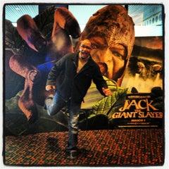 Photo taken at Digiplex Cinemas by Paige on 1/27/2013