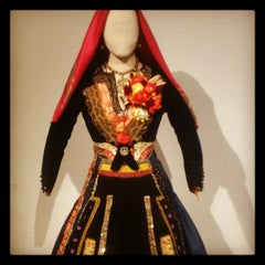 Photo taken at Museo Textil De Oaxaca by JuanYorch Y. on 9/29/2013