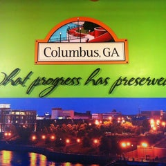 Photo taken at Columbus, GA Visitors Center by Rebecca M. on 12/15/2012