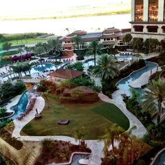 Photo taken at L'Auberge Casino Resort Lake Charles by Rebecca M. on 5/4/2013