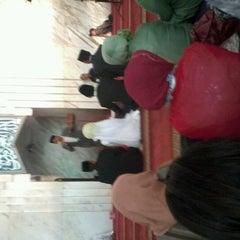 Photo taken at Masjid Al-Istiqna by Indah K. on 2/2/2013