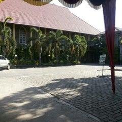 Photo taken at Gereja Katholik Santa Maria by K. Septyo P. on 9/29/2013