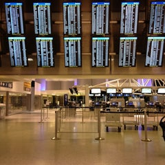 Photo taken at George Bush Intercontinental Airport (IAH) by Jimmi M. on 5/3/2013