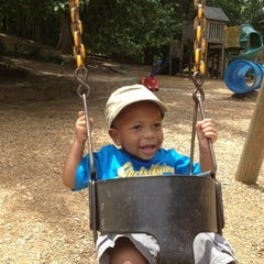 Photo taken at Candler Park Playground by DeAngelo R. on 5/25/2013