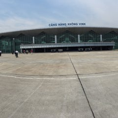 Photo taken at Vinh Airport (VII) Sân bay Vinh by Samuel C. on 4/1/2015