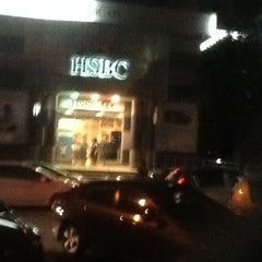 Photo taken at HSBC Bank by Mohammed A. on 1/31/2013