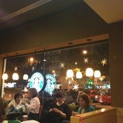 Photo taken at Starbucks Coffee by Antonio Manuel M. on 11/23/2012