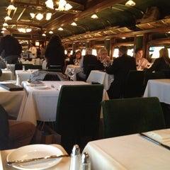 Photo taken at Le Train Bleu by Juanita D. on 11/10/2012