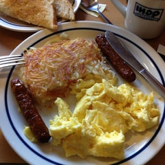 Photo taken at IHOP by Cheryl M. on 10/6/2012