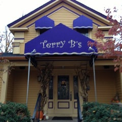 Photo taken at Terry B's Restaurant by Constance P. on 10/19/2012
