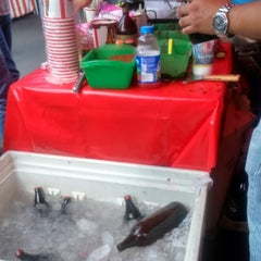 Photo taken at Tianguis CTM El Risco by Shantss R. on 5/17/2015