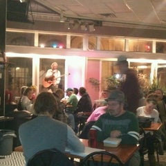 Photo taken at New Moon Cafe by Tanya O. on 10/10/2012