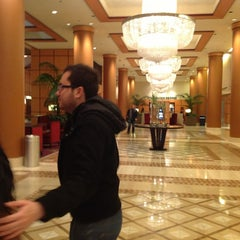Photo taken at JW Marriott Washington, DC by Jose A. on 1/5/2013