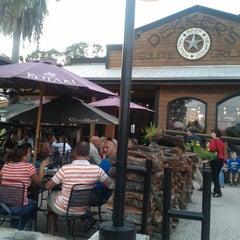 Photo taken at Dekker's Mesquite Grill by Ryan M. on 10/6/2012