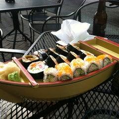 Photo taken at Wasabi Sushi Bar by Shannon K. on 6/6/2013