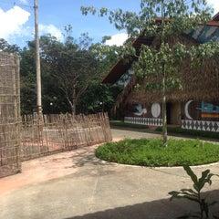 Photo taken at Museu da Amazônia (MUSA) by Edgar M. on 7/17/2014
