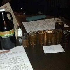 Photo taken at Shoreline Brewery by Matt W. on 5/10/2013