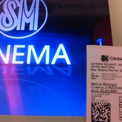 Photo taken at SM Cinema North Edsa (The Block) by Trx27 on 7/13/2013