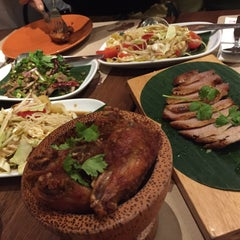 Photo taken at คำพูน (Kum Poon) by NooM J. on 11/23/2015
