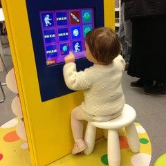 Photo taken at IKEA by Silvia E. on 3/28/2013
