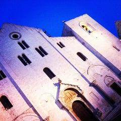 Photo taken at Basilica di San Nicola by Elisa P. on 7/25/2013