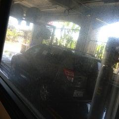 Photo taken at San Marcos Hand Car Wash by José Adrián M. on 5/19/2013