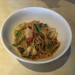 Photo taken at 莫凡彼歐風餐廳 Mövenpick Restaurant by Stephen L. on 8/29/2015