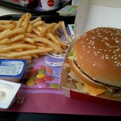 Photo taken at McDonald's by Berat K. on 6/13/2013