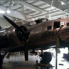 Photo taken at Mighty 8th Airforce Museum by Carina on 5/19/2013