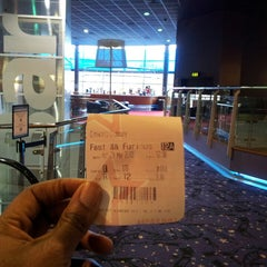 Photo taken at Cineworld by gof on 5/20/2013