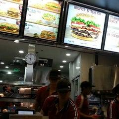 Photo taken at Burger King by Nacho C. on 2/20/2013