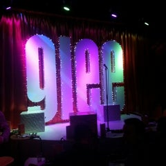 Photo taken at The Glee Club by Rebecca B. on 12/21/2012