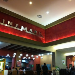 Photo taken at Cinemark by Rich R. on 11/12/2012