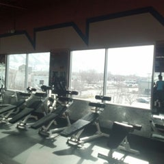Photo taken at 24 Hour Fitness by Larissa H. on 2/20/2013