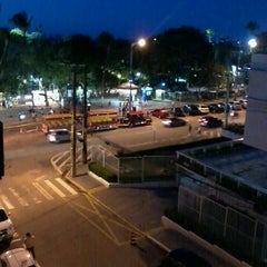 Photo taken at Hotel Beira Mar by Arthur Lucas Q. on 4/26/2013