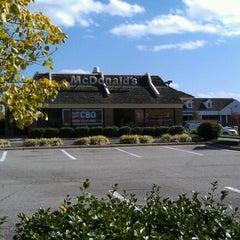 Photo taken at McDonald's by Jj J. on 10/20/2012