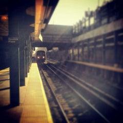 Photo taken at MTA Subway - Newkirk Plaza (B/Q) by Darius A. on 2/16/2013