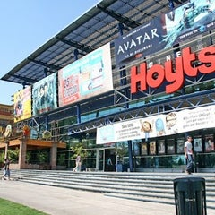 Photo taken at Cine Hoyts by Nicole Z. on 12/18/2012