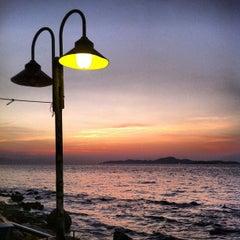 Photo taken at Bali Hai Pier by Kalyakorn K. on 12/13/2012