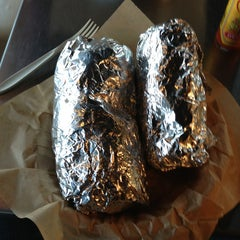 Photo taken at Qdoba Mexican Grill by Alan W. on 1/21/2013