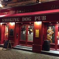 Photo taken at The Smoking Dog by Александр Н. on 1/8/2014