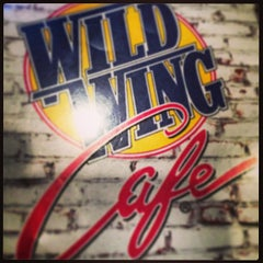 Photo taken at Wild Wing Cafe by Frank A. on 5/18/2013